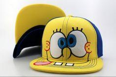 Sponge bob snap back