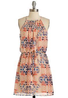 Hot Off the Impress Dress, #ModCloth