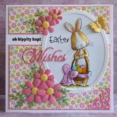 A Scrapjourney: Easter Bunny