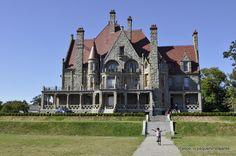 Craigdarroch Castle - como é a visita ao castelo de Victoria, no Canadá