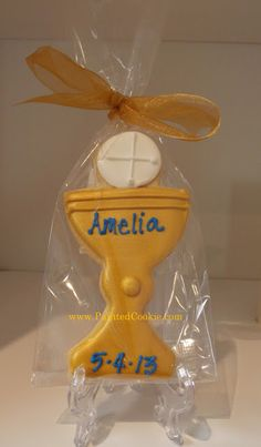 1st Communion Challis Favors