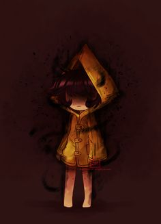 Little Nightmares Fanart, Good Horror Games, Boboiboy Galaxy, Classic Sonic, Indie Games, Anime Chibi, Cool Drawings, Scary, Fan Art