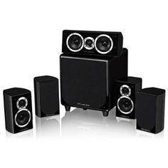 Wharfedale Moviestar DX1 Sistema di casse: Amazon.it: Elettronica
