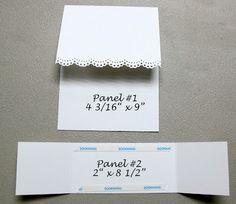 Dar's Crafty Creations: Double Dutch Card Tutorial