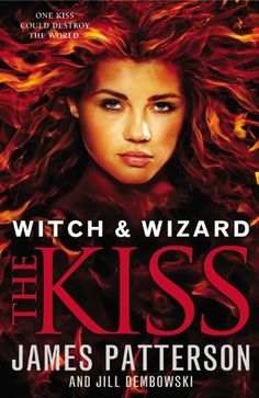 The Kiss (Witch & Wizard):   <div>Whit and Wisty Allgood, a witch and wizard with extraordinary abilities, have defeated the ruthless dictator who long overshadowed their world. But for the first time in their lives, the powerful brother and sister find themselves at odds as Wisty is drawn to a mysterious and magical stranger named Heath.</div> <div><br></div> <div>Wisty has never felt as free as she does with Heath, especially when the two of them share and test their magic together. ...