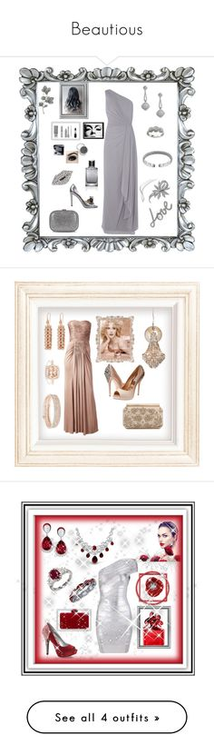 """""""Beautious"""" by mcronald-denise ❤ liked on Polyvore featuring Lauren Ralph Lauren, Burberry, Effy Jewelry, EWA, Judith Ripka, Valentino, STELLA McCARTNEY, Christian Dior, Urban Decay and Too Faced Cosmetics"""
