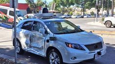 Self-driving Google cars suffer their worst smash yet - but humans were to blame Read more Technology News Here --> http://digitaltechnologynews.com The population at large is naturally very concerned about keeping everyone safe from runaway self-driving cars - but on the flip side who's going to protect these autonomous vehicles from the dangers posed by humans?  In what looks like the worst smash yet for one of Google's fleet of self-driving motors 9to5Google reports that one of the cars…