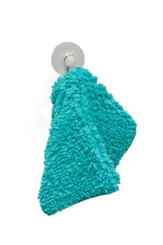 It's the new Shaggie dryer! Stick it on the sink, whether its stainless or porcelain.You can also use in the shower!