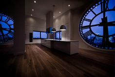 The Clock Tower Apartment in Brooklyn, NY | The 30 Most Gorgeous Living Spaces In The World