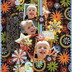 May Cause Happiness :: Gotta Pixel Digital Scrapbook Store