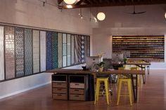 Completed Showroom design Q&A with Nash Hurley, our San Francisco Showroom Architect | Fireclay Tile Design and Inspiration Blog | Fireclay Tile