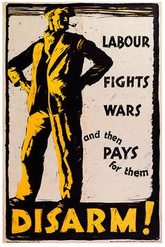The British Peace Movement, 1918 | Flickr - Photo Sharing!