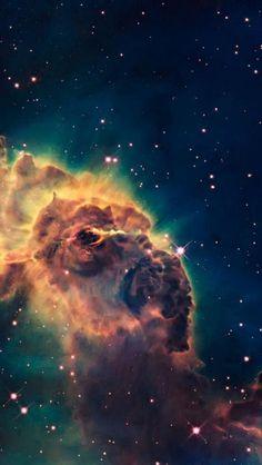 Carina Nebula,