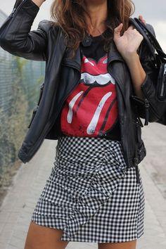 rolling stones t-shirt - mytenida