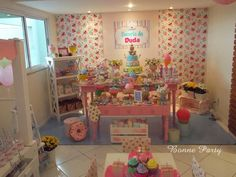 Teapot Cake, Candyland, Party Ideas, Store Fronts, Design, Home Decor, Blog, Toddler Boy Birthday, Candy Land Party