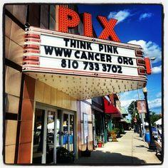 Pix Theater in Lapeer