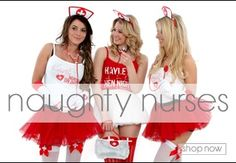Naughty Nurses fancy dress themes, hen party themes, hen party fancy dress ideas,