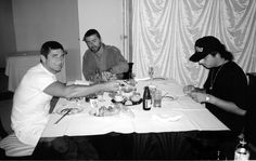 The boys getting ready Anselmo George and Me rolling a joint 1991:ROCK The Luckiest man in pop   An Autobiography by www.AndrosGeorgiou.com #Rockthestory #AndrosGeorgiou #GeorgeMichael #Wham #EltonJohn #Rock