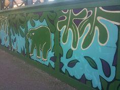 Chalk farm, London