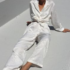 Daily Fashion, Girl Fashion, Fashion Looks, Fashion Outfits, Summer Minimalist, Mode Inspiration, Minimal Fashion, Lounge Wear, What To Wear
