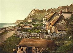 the Isle of Wight in England, United Kingdom of Great Britain