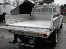 Home depot flatbed truck bed size