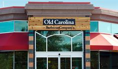 Old Carolina BBQ!    Guess what!  There's one at the 44th St. Fishers Location!