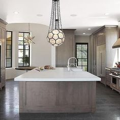 Marjorie Skouras Honeycomb Lantern, Contemporary, Kitchen