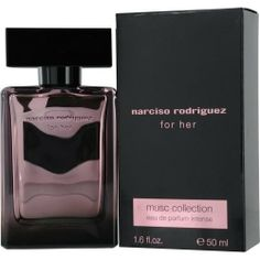 Narciso Rodriguez for Her Musc Collection Eau De Parfum Spray, 1.6 Ounce by Narciso Rodriguez. $40.45. Contains natural flavors. New and sealed. Eau de parfum spray. The first and most important quality of a fragrance should be its ability to tell a story. Every story has a beginning, and for Narciso Rodriguez that beginning was Egyptian Musk, his favorite scent. He was introduced to this mysterious essence by an unforgettable woman he met when he was a teenager....