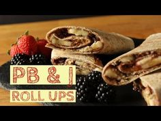 Peanut butter and jelly are still one of the most classic and delicious pairings in food, and although you can never go wrong with the simplest peanut butter and jelly sandwich, we've changed the concept ever so slightly in the recipe we have for you today. These roll ups are the perfect snack, and in the simplest preparation you're getting a healthy dose of protein (did you know that peanuts aren't nuts but actually legumes?!), some whole grains, fruit, more protein as well as powerful…