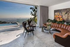Spectacular Mansion For Today's Young Masters of The Universe, $28M | California Home + Design