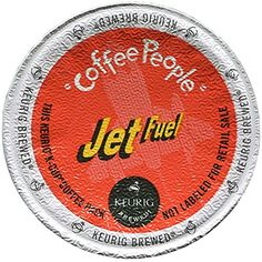 Coffee People Jet Fuel Dark Roast Coffee Keurig KCups 18 Count -- You can get more details by clicking on the affiliate link Amazon.com.