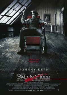Sweeney Todd – Der teuflische Barbier aus der Fleet Street [2007]