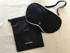 Sleep Mask, Drawstring Backpack, Sunglasses Case, Chanel, Backpacks, Brand New, Pure Products, Best Deals, Bags