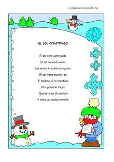 poemas cortos infantiles - Buscar con Google