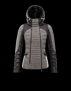 Moncler Rochebrune Tweed. I like the combination of the tweed with the puffer coat. Ignore the price.
