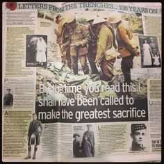 204 best britains great war images on pinterest world war one letters from the trenches first world war soldiers in their very own words fandeluxe Choice Image