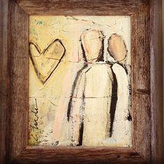 """i am my beloved's and my beloved is mine"" - chendersonart @ Instagram Web Interface - 5th village"
