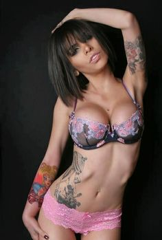 singthebodyelektr...#women#girls#beauty#sexy#hot#ink#tattoos#asian