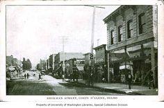 Sherman Ave.