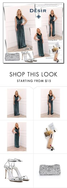 """""""DesirVale"""" by newoutfit ❤ liked on Polyvore featuring Memo Paris, Victoria's Secret, StreetStyle, chic, dress and plus size dresses"""