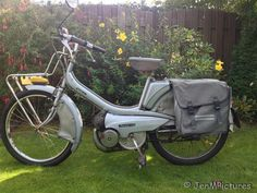Kaptein Mobylette 1968 | Flickr - Photo Sharing! Cars And Motorcycles, Vehicles, Car, Vehicle, Tools