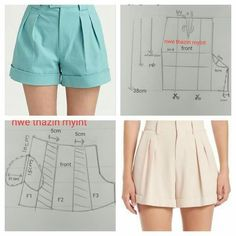 Gown Pattern, Pants Pattern, Sewing Pants, Sewing Clothes, Skirt Patterns Sewing, Clothing Patterns, Fashion Sewing, Diy Fashion, Kleidung Design