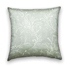 Decorative Pillows, Pillows, Throw Pillows, Green Pillows, Floral Pillows, Ciao Bella Designs