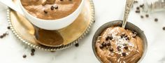 Chocolate Chia Pudding from Forks over Knives