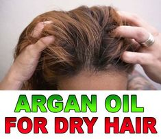 Can I Use Argan Oil On Dry Hair? Rinse out with a shampoo and conditioner for damaged hair. Just apply a few drops and run through your wet hair before you blow-dry. Argan oil can als Argan Oil Dry Hair, Argan Oil Face, Pure Argan Oil, Hair Oil, Argan Oil Benefits, Average Body, Hair Remedies For Growth, New Hair Growth, Wet Hair