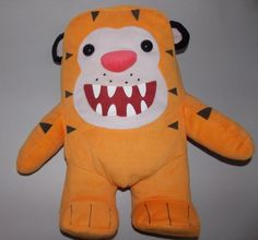 "Peek a Boo Toys Plush Stuffed Tiger Monster 17""         #PeekABooToys"