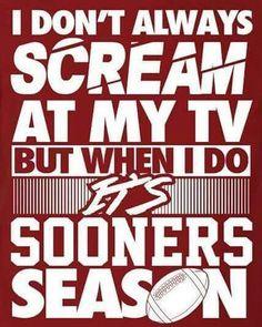OU Sooners Football