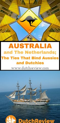 Australia and the Netherlands - the links between our two countries