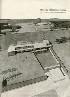 Paul Rudolph and Ralph Twitchell. Architecture D'Aujourd'Hui v. 20 no. 30 Jul 1950: 66